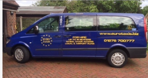 24-Hour Taxi Services in Camberley, Aldershot & Farnborough.From our base in Camberley, Surrey,