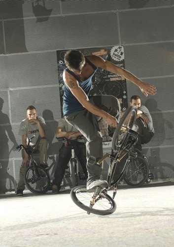 Bmx Flatland Entertainment