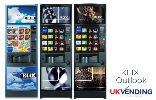 Klix Outlook Office 9 Uk Vending
