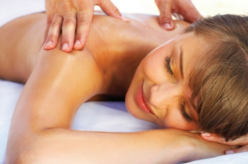 Sensual Massage for Women in Kent