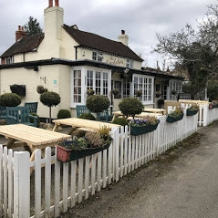Cricketers Arms Pub Benches