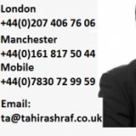 Barrister Tahir Ashraf