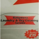 Ballymena Laundry & Dry Cleaning Services