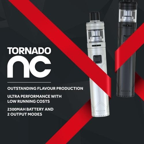 Tornado NC e-cig Kit