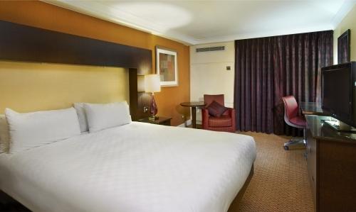 Hilton Birmingham Metropole Queen Guest Room