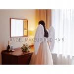 Angel Makeup & Hair