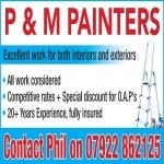 P & M Painters