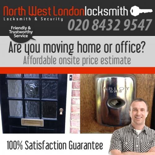 NorthWestLondonLocksmith.co.uk | 020 8432 9547