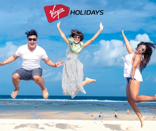 Win a £5,000 Virgin Holiday