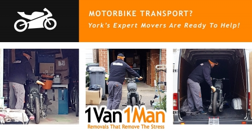 Motorbike Pick Up & Scooter Transport