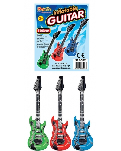 Wholesale Inflatable Guitars