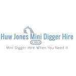 Huw Jones Mini Digger Hire