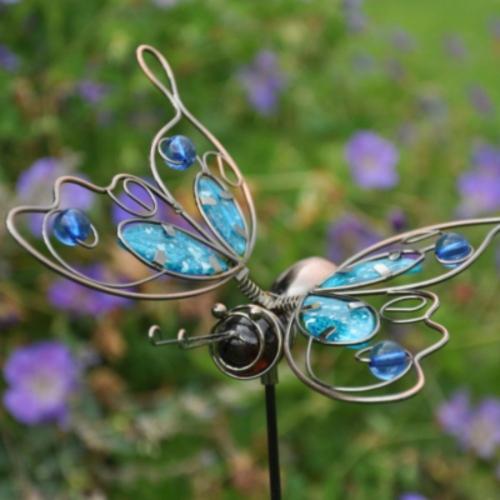 Butterfly Garden Stake