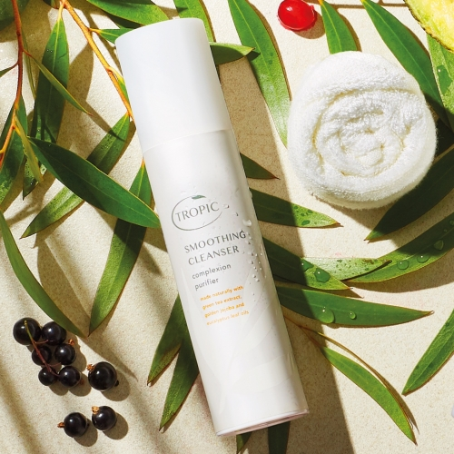 Smoothing Cleanser Complexion Purifier + Bamboo Cloth