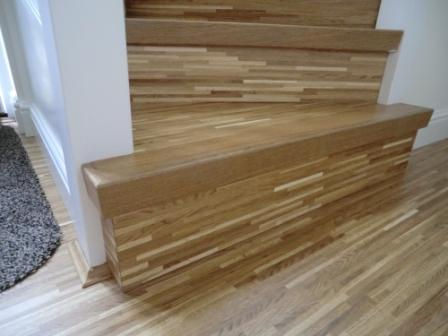 Boen Fineline Real Oak strip