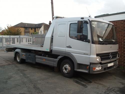 Merc Lorry 002