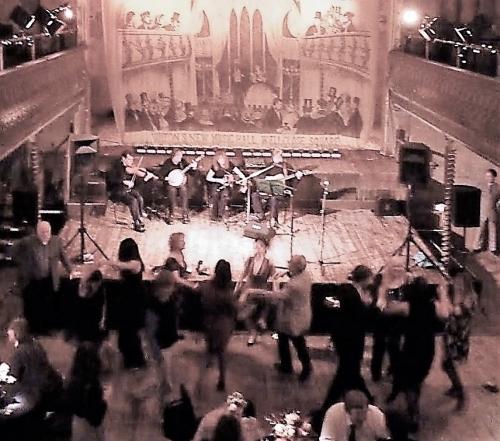 ilton's Music Hall Oct 2010