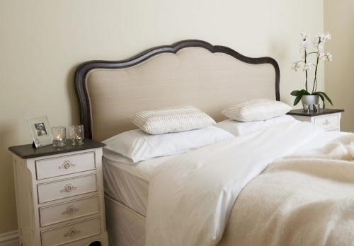 Upholstered French Style Headboards
