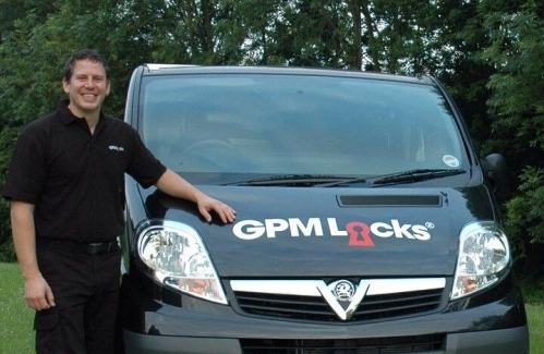 Gpm Locks Van 2