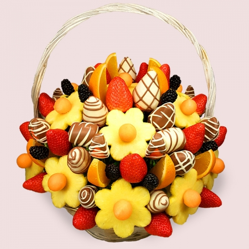 Elegance Fruit Bouquet