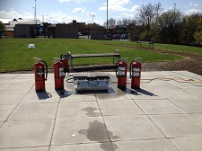In-house Fire Extinguisher Course