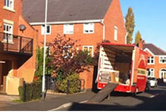 Moving House using 7.5t lorry