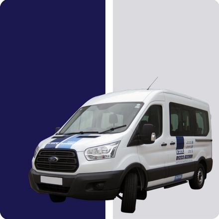 Kenhire Transit 12 Seat Minibus
