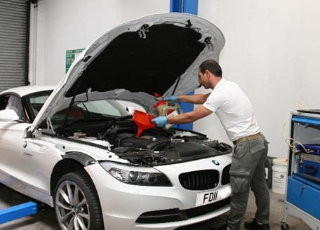 Bmw Servcing Nottingham