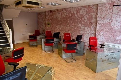 Belvoir Estate Agents  Lettings Agents Wolverhampton Inside