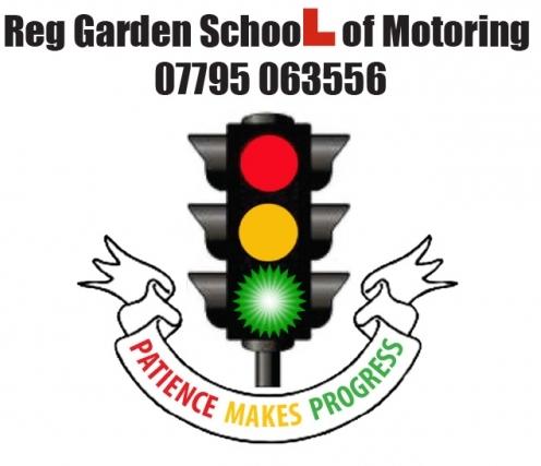 Reg Garden Logo With Mobile Number