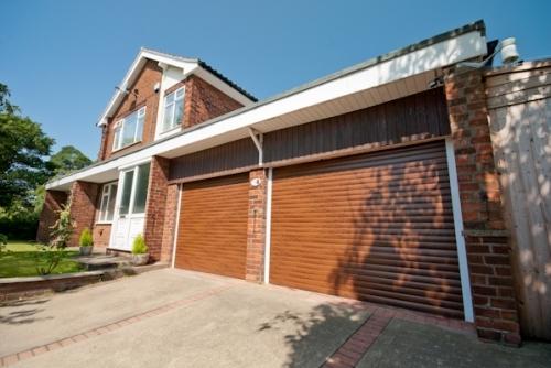Double Glazing, Garage Doors, PVC Fascias and Guttering