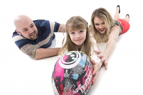 Family Fun Photoshoot