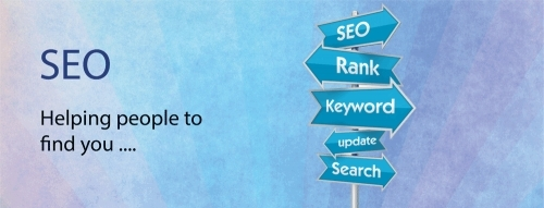 Seo  - helping people to find you on the web
