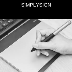 SimplySign - E-signature software