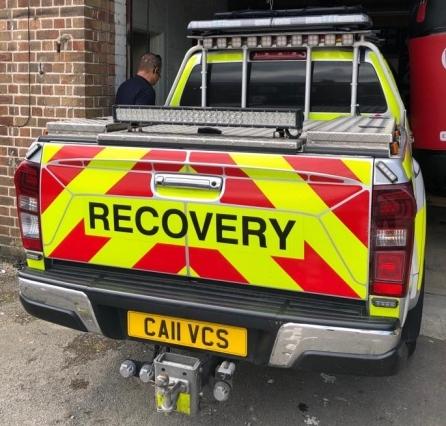 Vcs Recovery Ltd