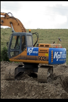 Commercial Security Plymouth Devon Kpt Digger2