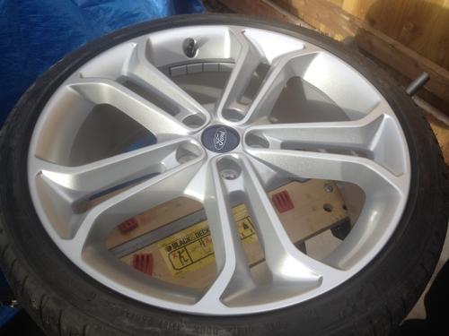 Alloy Wheel Refurbishment & Repairs