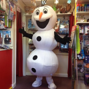 Olaf to hire