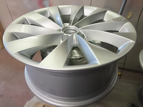 Alloy Wheel Refurb - inside and out