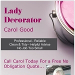 Lady Decorator
