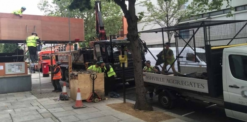Wait and Load Removal Rubbish Removal London 12-yard
