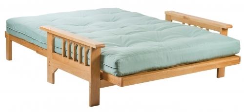 Cavendish 2s Oak Bed