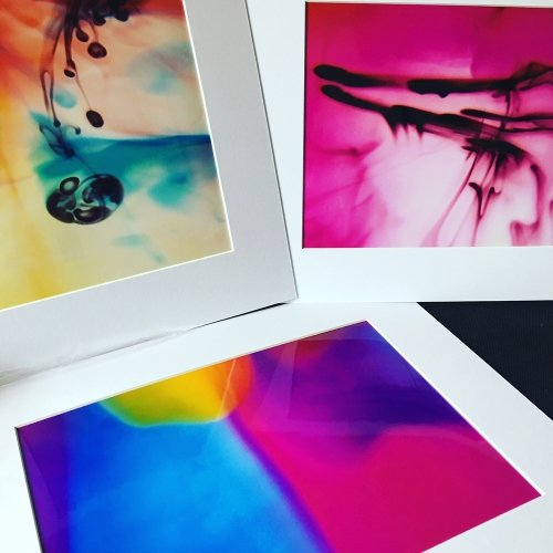 Limited Edition Mounted Prints