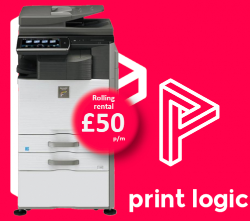 Refurbished Photocopiers from £30/mth