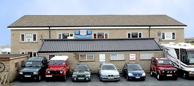 Main photo for Grange Moor Garage Ltd