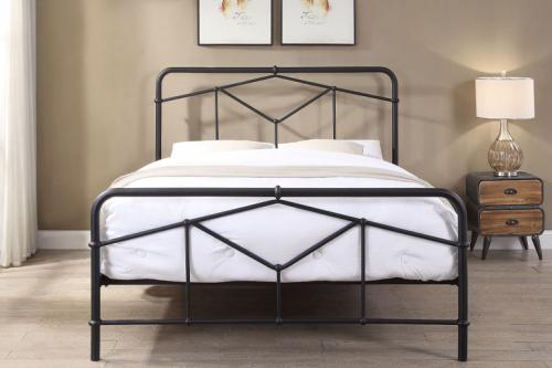 Love Sleep Axton bed in Black