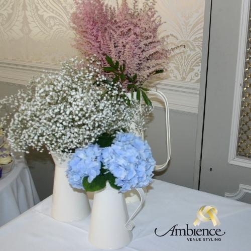Jug floral Centerpiece
