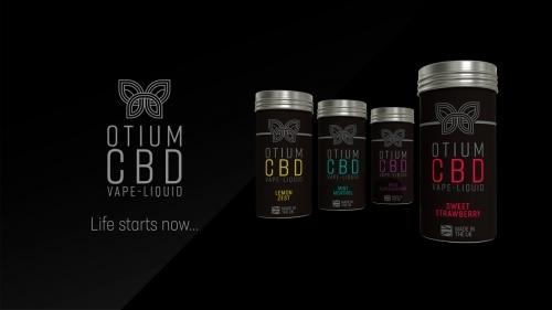 Otium CBD Vape Liquid