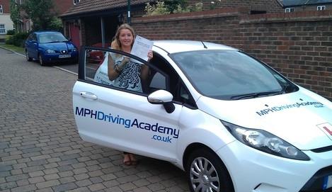 driving lessons peterborough - practical driving test success