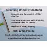 Gleaming Window Cleaning